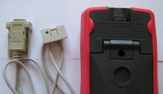 кабель подключения к COM-порту
