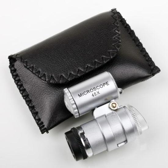 Микроскоп с подсветкой